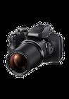 FinePix S1 Pro + Lens