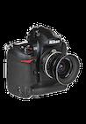 D3 +Lens